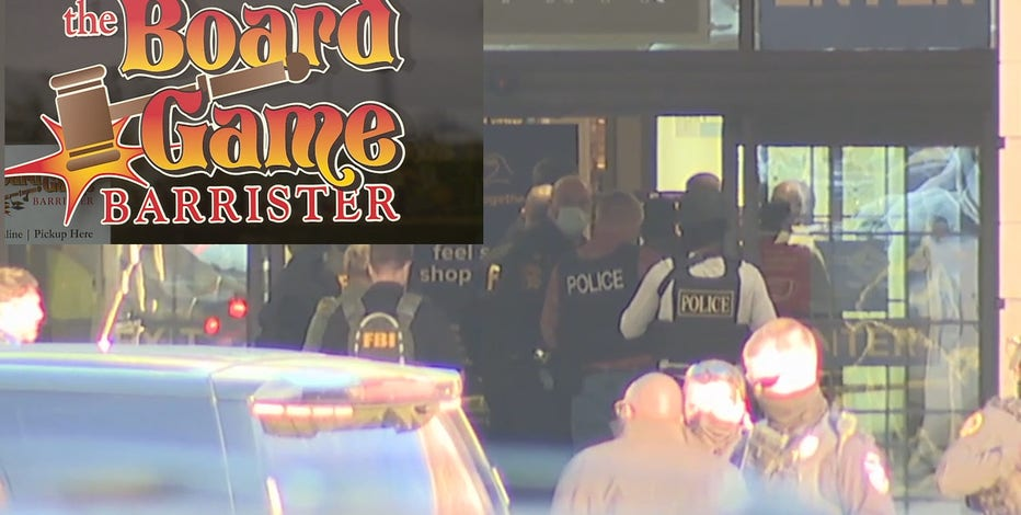 Board Game Barrister customer among 8 hurt in Mayfair shooting