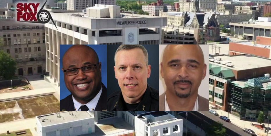 3 Milwaukee police chief finalists take questions from the public