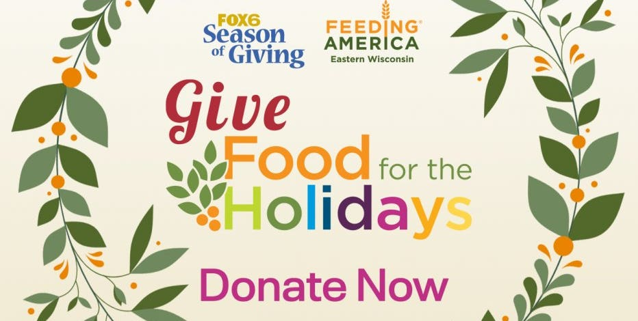 $126,381 raised during Food for the Holidays drive, 379,143 meals