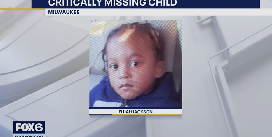 Milwaukee police seek help in search for missing 3-year-old boy