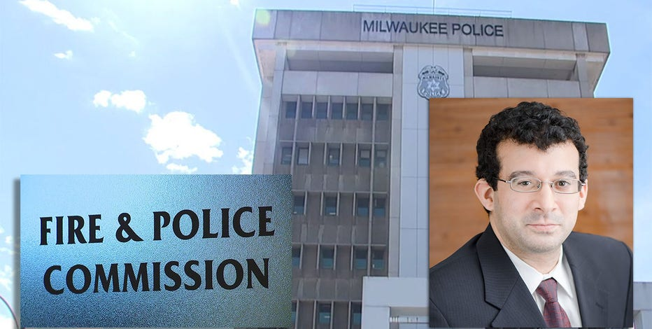 Leon Todd named Exec. Director of Milwaukee Fire and Police Commission