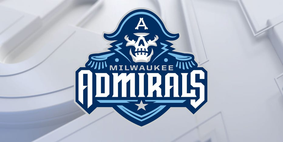 Admirals tickets for 2021-22 season now on sale