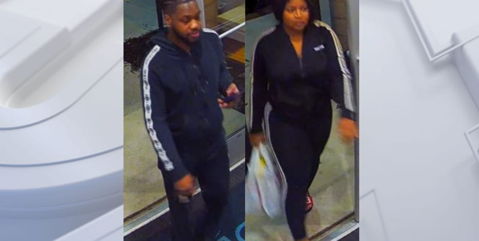 Recognize them? Menomonee Falls PD seeks to ID theft suspects