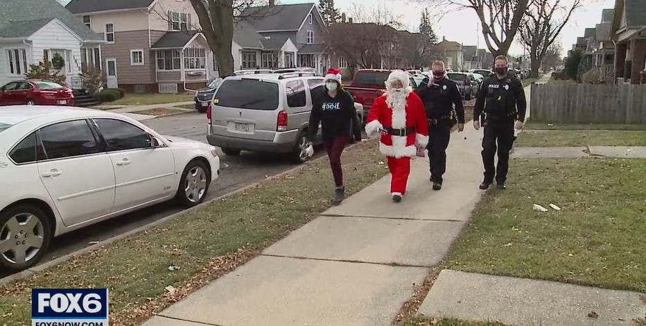 'Shop with a cop' helps Racine families in need this Christmas