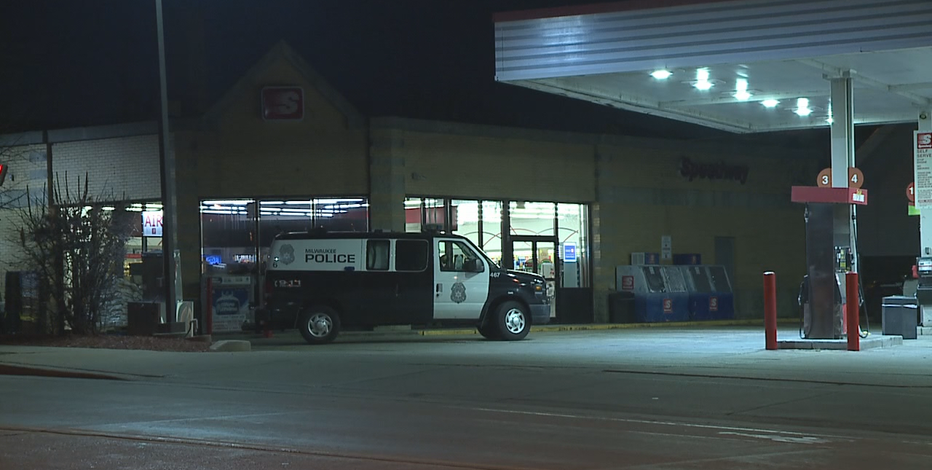 MPD: Search for suspects who robbed gas station on E. Oklahoma
