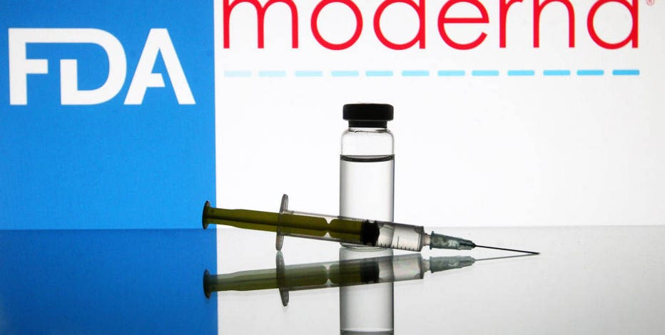 Wisconsin to receive 1st shipment of Moderna vaccine this week