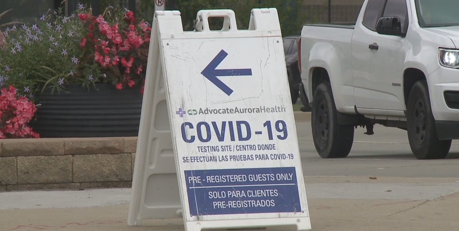 Health Dept. adjusts COVID-19 testing hours at American Family Field