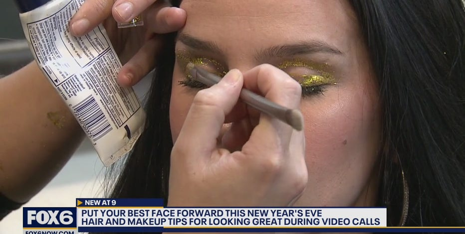 Some tips for looking great on camera as you ring in 2021