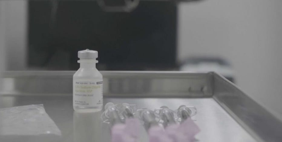 Awaiting FDA approval of the Moderna COVID-19 vaccine