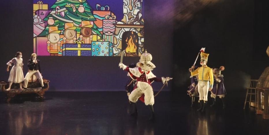 'The Nutcracker' takes virtual stage for Milwaukee Ballet