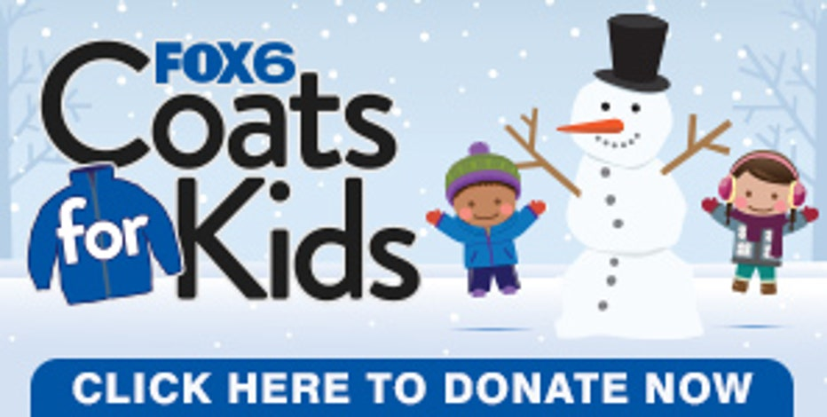 FOX6 viewers donate $23,888 to Coats for Kids during phone bank