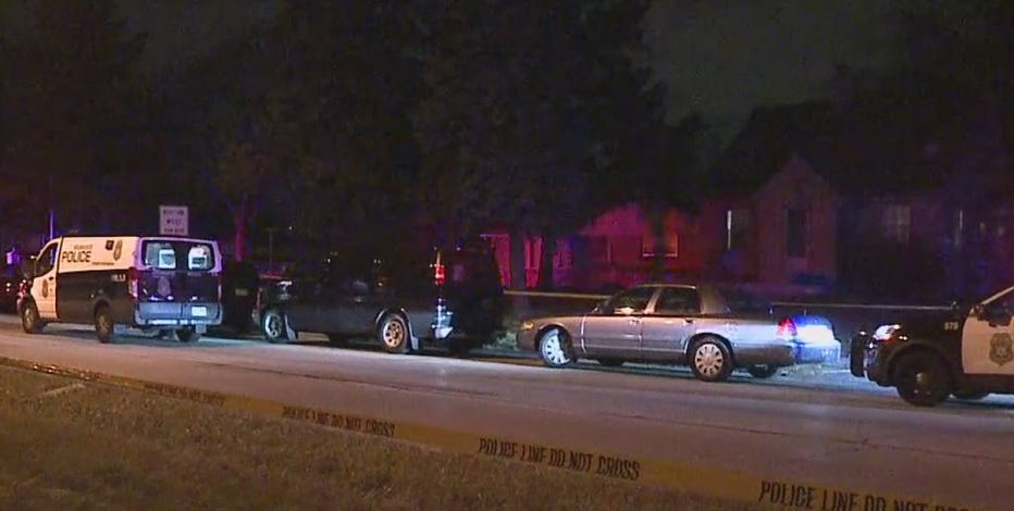 Teen killed at party near 86th and Silver Spring