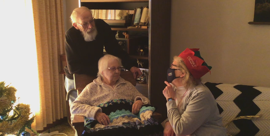 Elder Elves bring holiday spirit, love to seniors in SE Wisconsin