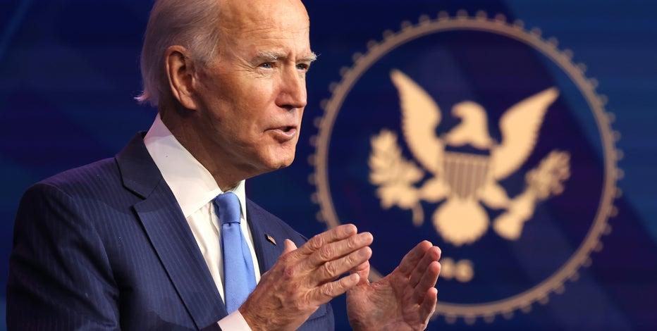 Biden introduces environmental team: 'No time to waste'