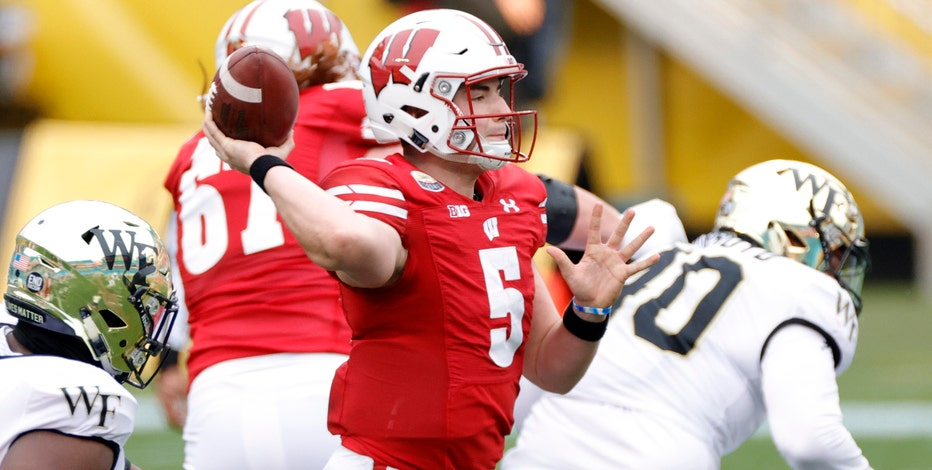 Duke's Mayo Bowl: Badgers pound Wake Forest in 2nd half; win 42-28
