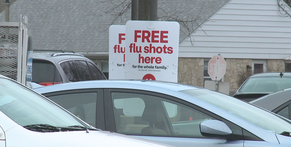 Milwaukee County flu cases down thus far, health officials say