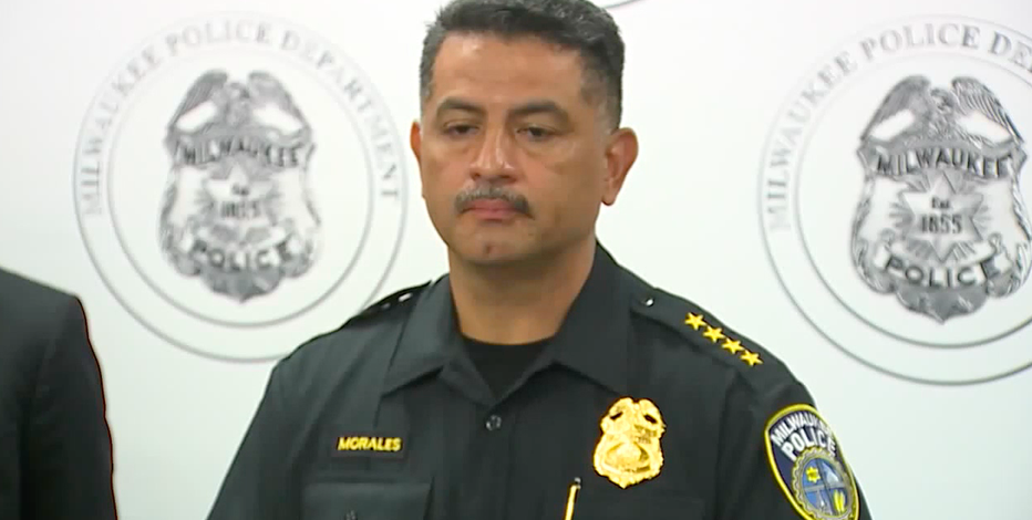 Morales' attorney: No solution yet on police chief's future