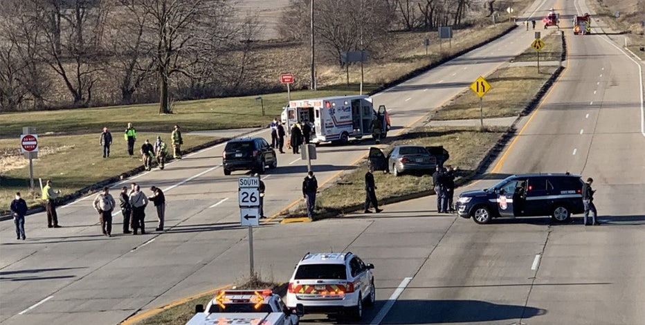DOJ: Troopers fatally shoot driver after pursuit in Fort Atkinson
