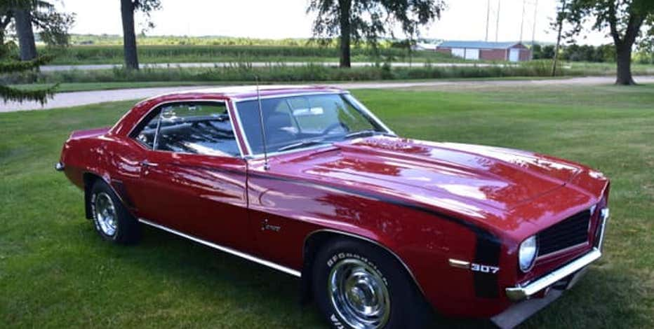 Have you seen it? Classic car stolen in Jefferson County