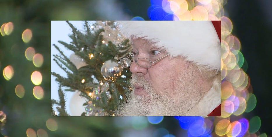 Santa shares Christmas message ahead of annual flight