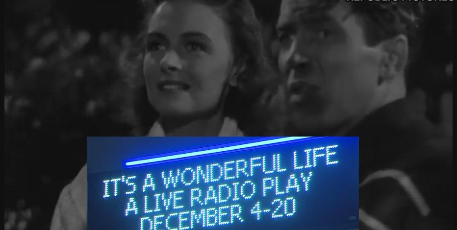 Classic movie reimagined as radio play by Waukesha Civic Theatre