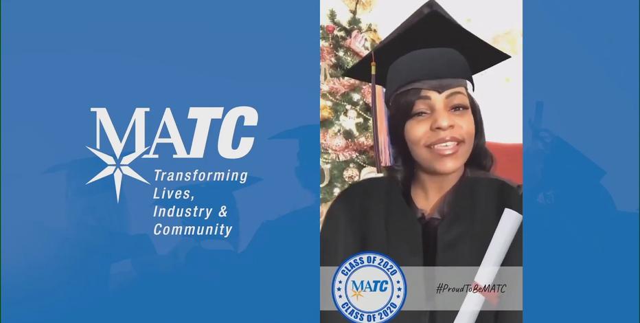 MATC holds virtual commencement; 800+ students graduate