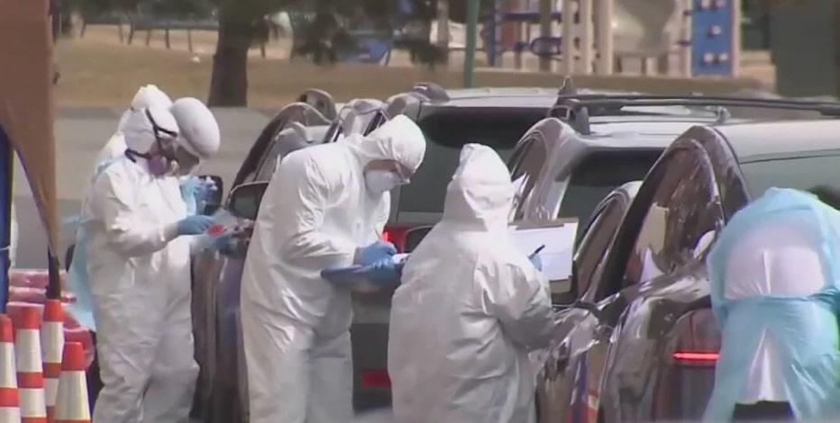 Coronavirus testing surge expected as holiday season ends