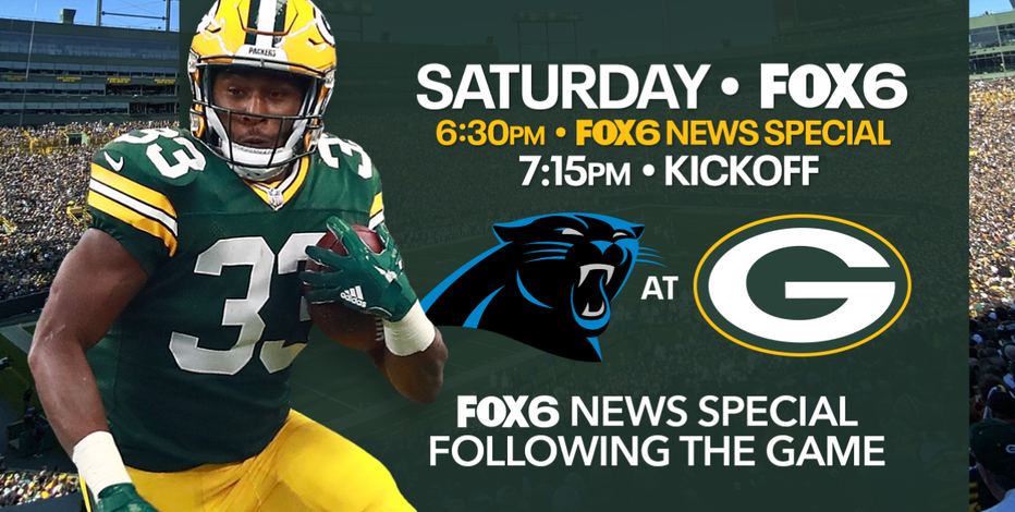 Titletown readies for primetime matchup between Packers, Panthers