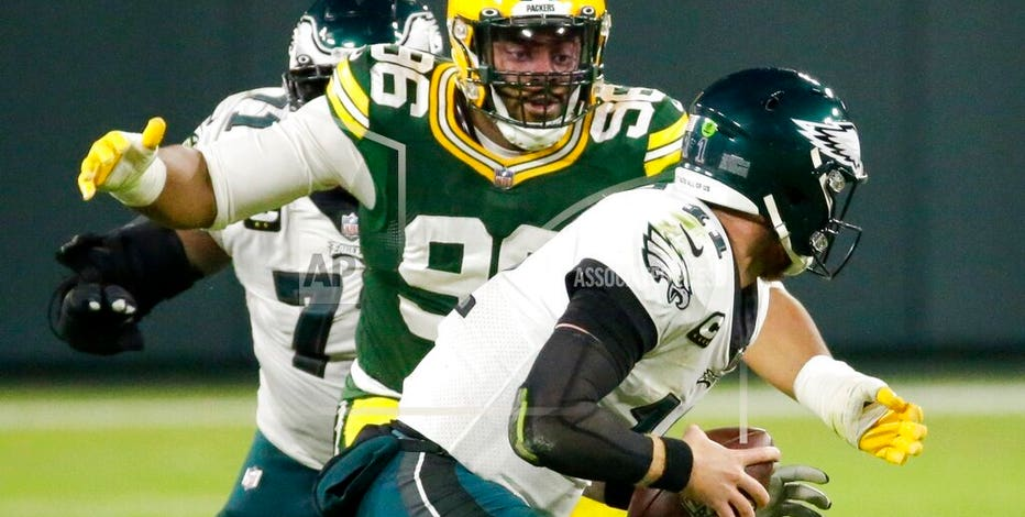 Improved pass rush offers Packers reason for optimism