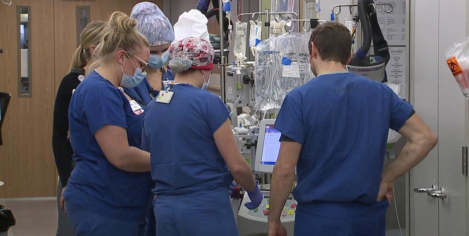 FOX6 Investigators take you inside a COVID-19 ICU amid pandemic