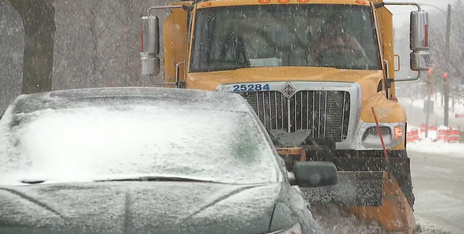 Milwaukee declares snow emergency, parking rules take effect
