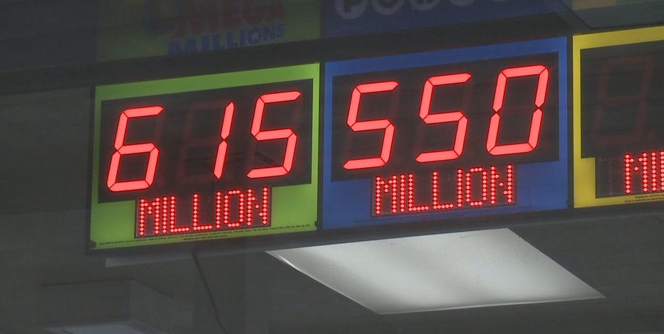 Lottery fever heats up in Wisconsin with $1B+ up for grabs