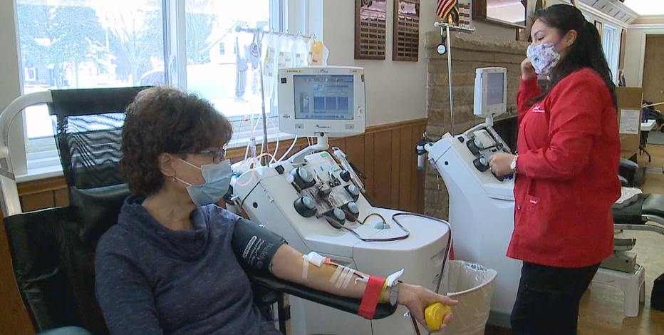 Mobile site looks to combat decline in blood platelet donations