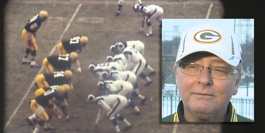 Packers fan recalls '67 playoff game vs. Rams at County Stadium