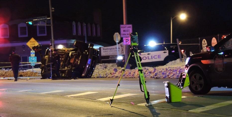 Kenosha police: 27-year-old killed in multi-vehicle crash