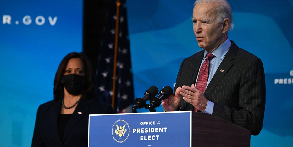Biden unveils $1.9T COVID plan, including $1,400 checks