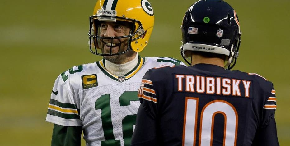 Packers beat Bears to secure No. 1 seed
