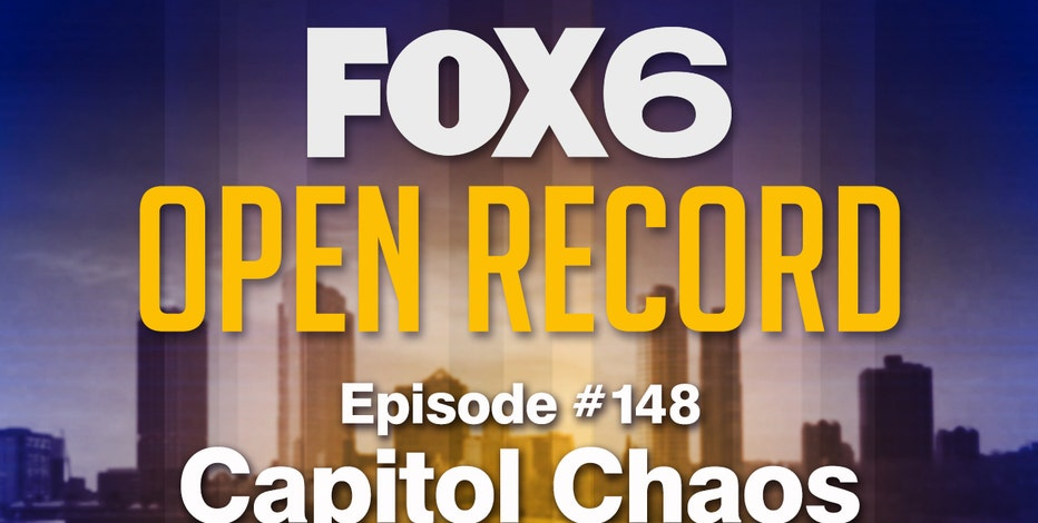 Open Record: Capitol Chaos
