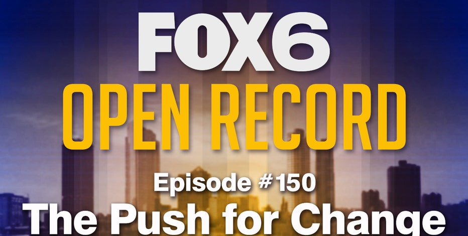 Open Record: The push for change
