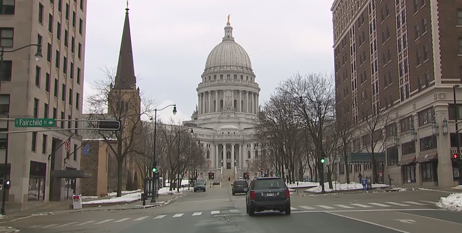 Police urge lawmakers to avoid WI Capitol ahead of inauguration