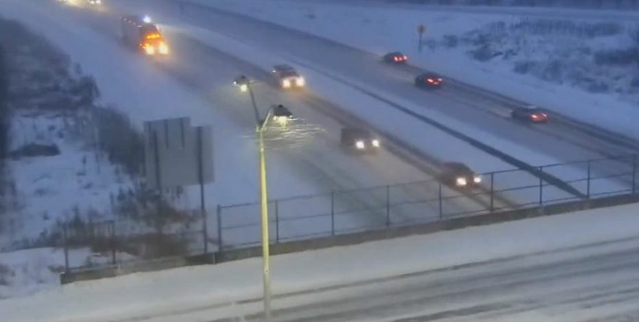 MCSO deputies respond to 15 traffic-related calls during winter storm
