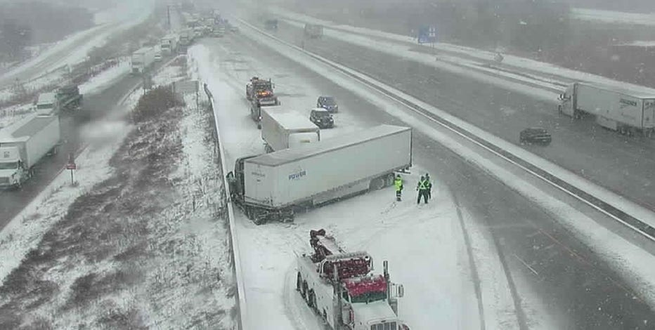 Travel difficult as storm bears down on southeast Wisconsin