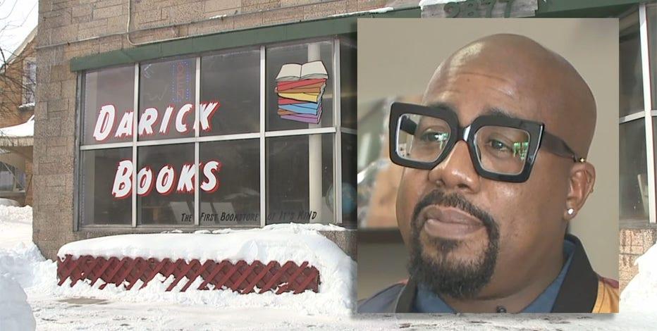 Milwaukee's Darick Books seeks to uplift, teach, create