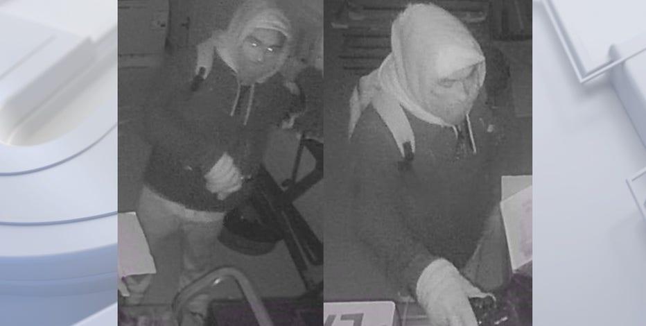 Police seek to ID suspect following burglary at Sheboygan Christian School