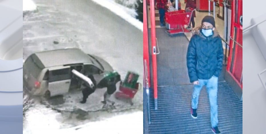 Suspects steal over $700 worth of merchandise from Target in Brookfield