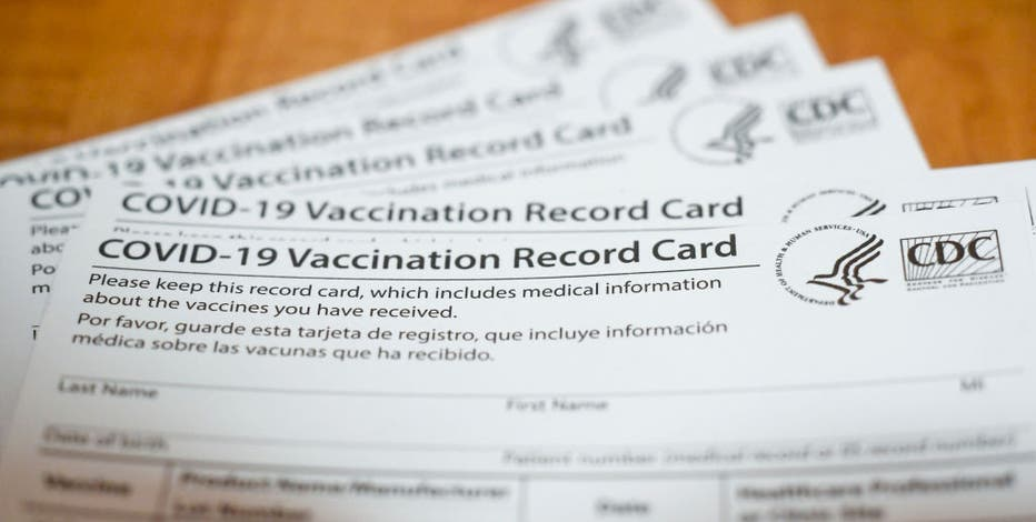 Show your COVID-19 vaccination card, get deals at local businesses