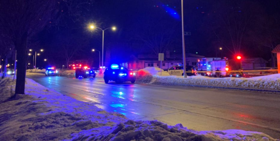 Pedestrian dead after being struck by vehicle in Milwaukee