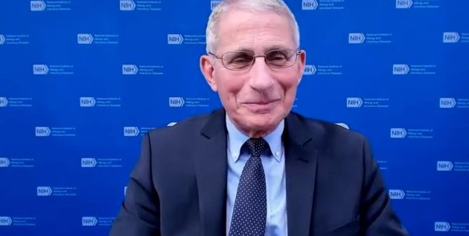 Dr. Anthony Fauci: Whatever COVID-19 vaccine is available, take it