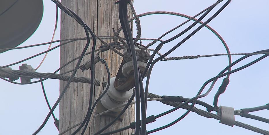 Milwaukee neighbors say work by We Energies caused power surge, damage