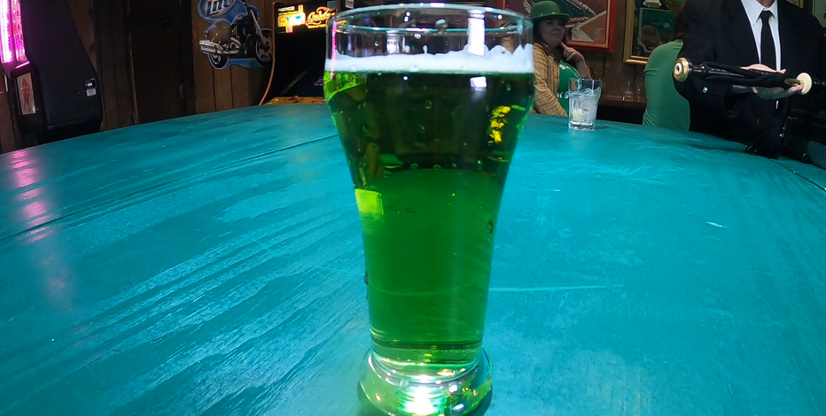 'Slowly back to normal' Beer flows on St. Patty's year after closure